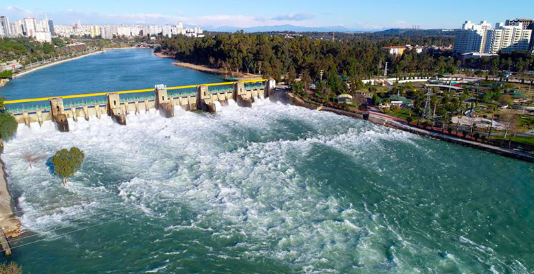 Adana Barajları