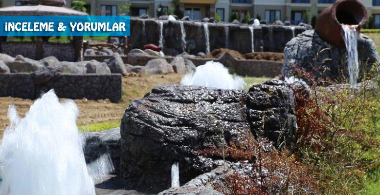 Özgul Termal Tatil Köyü Nasıl Bir Yer?