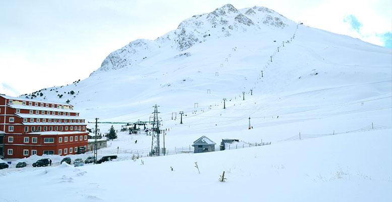 Saklıkent Kayak Tesisleri