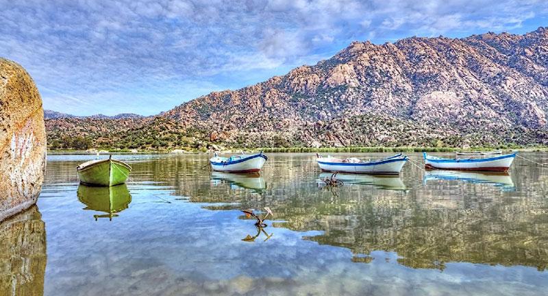 Bafa Gölü Nerede