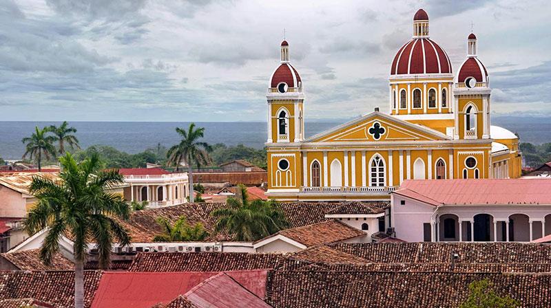 Granada Gezilecek Yerler Nicaragua