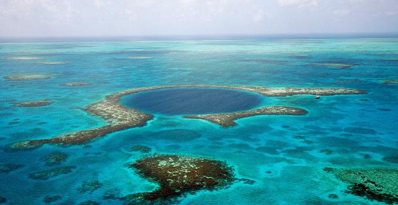 Belize Adaları Gezilecek Yerler