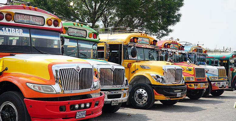 Guatemala Otobüsleri