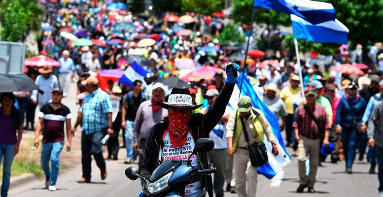 Honduras Çeteleri
