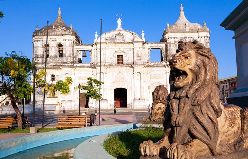 Nicaragua Leon Gezilecek Yerler