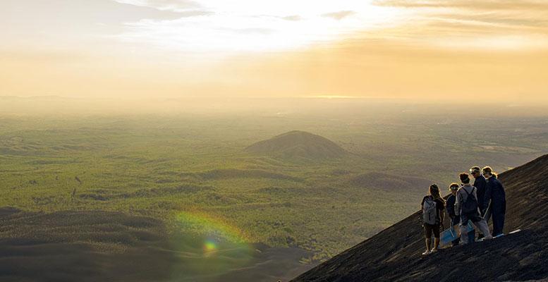 Nikaragua Volkanları
