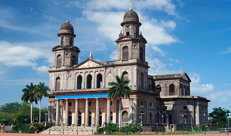 Managua Gezilecek Yerler