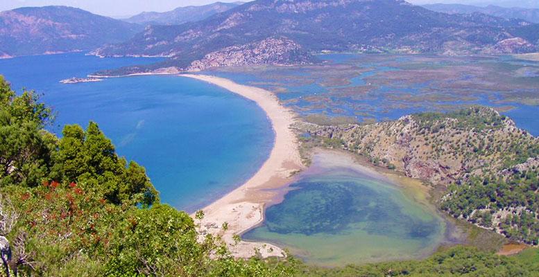 İztuzu Plajı Dalyan Muğla