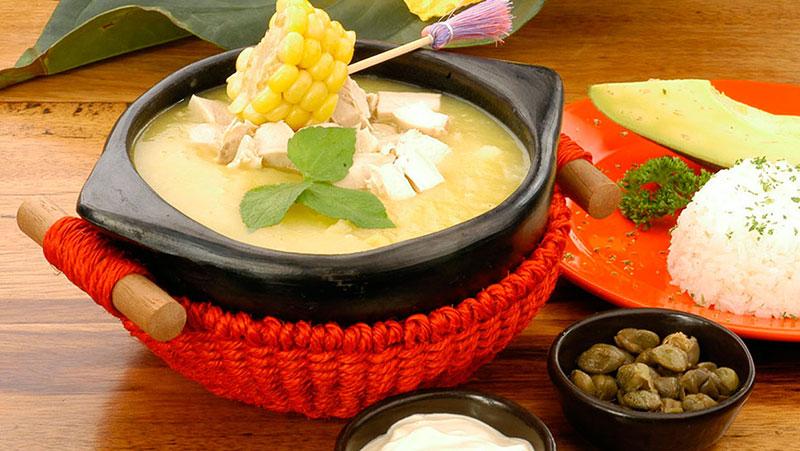 Kolombiya Yemekleri