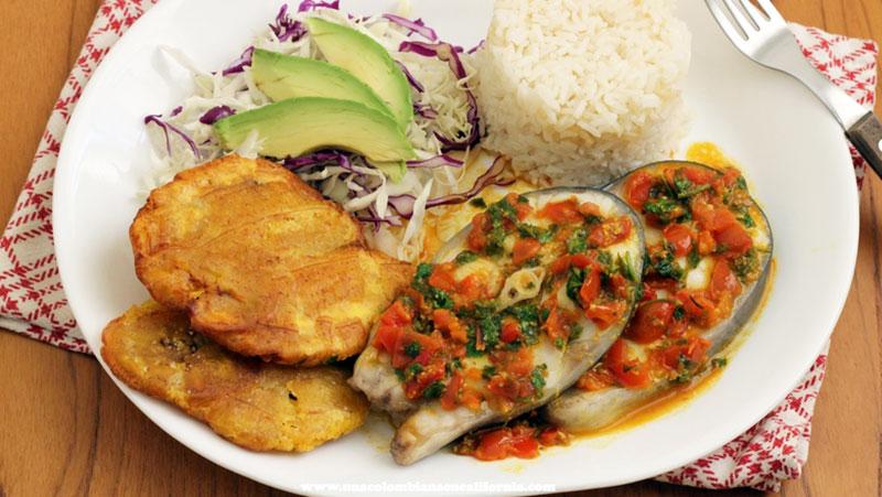 Kolombiya Deniz Mutfağı