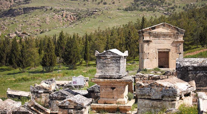 Hierapolis Antik Kenti Nerede