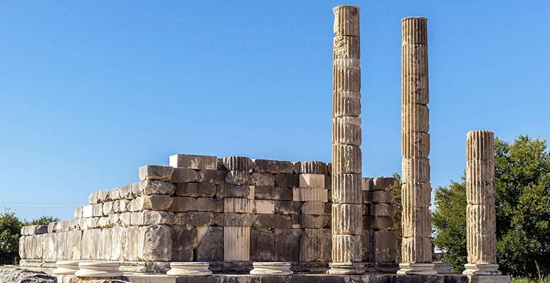 Muğla Antik Şehirler