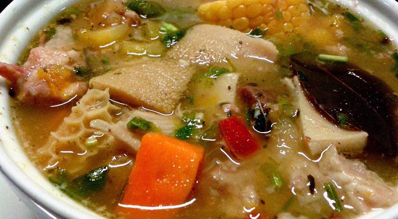 Kolombiya Yöresel Yemekleri