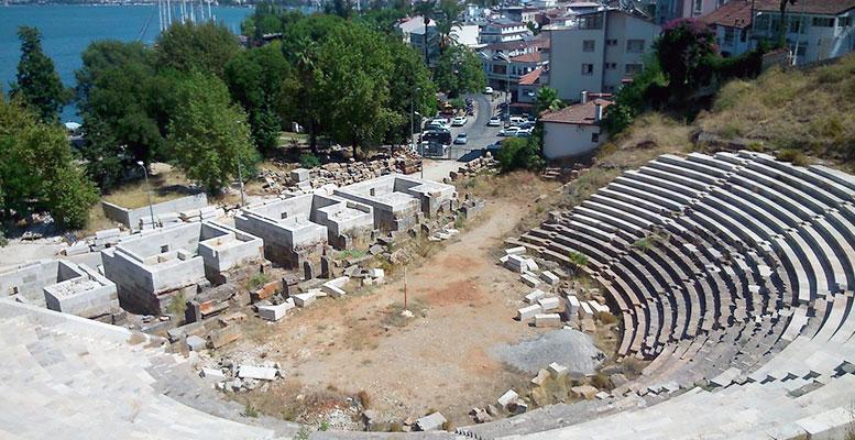 Telmessos Antik Tiyatro