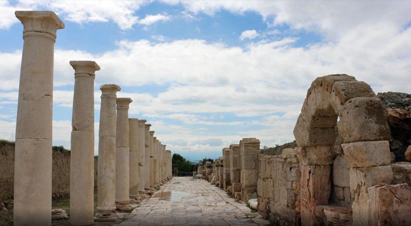 Denizli Antik Kentler