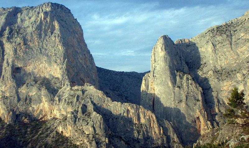 Harmankaya Kanyonu Tabiat Parkı