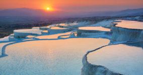 Pamukkale Fotoğrafları
