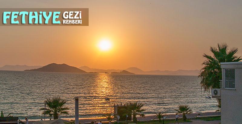 Fethiye Gezi Rehberi