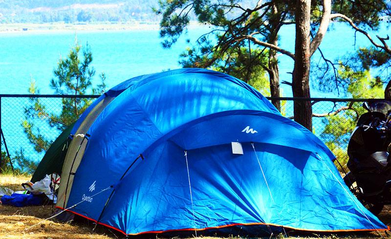 Fethiye Çadır Kampı