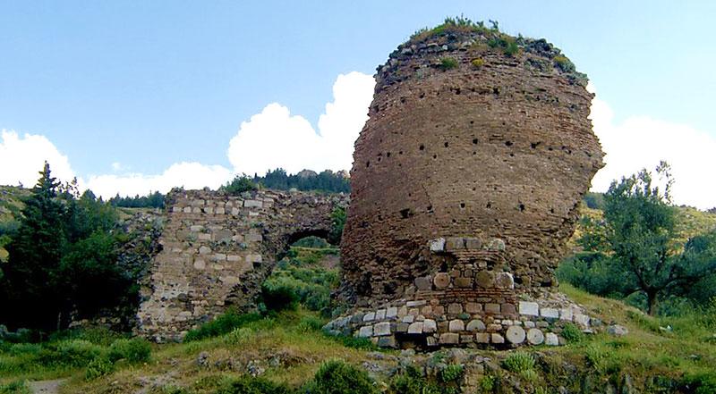 Manisa Gezilecek Tarihi Yerler