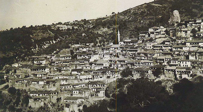 Manisa Soma Eski Resimleri