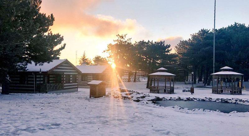 Spil Dağı Kamp Yerleri