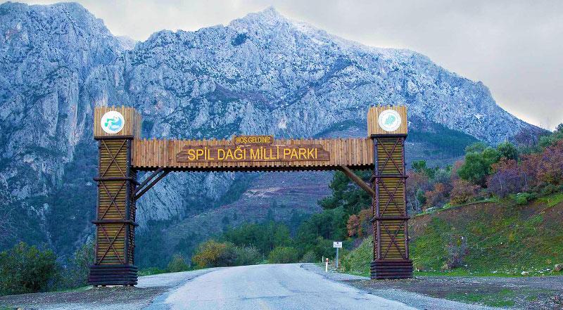 Manisa Spil Dağı Milli Parkı Nerede