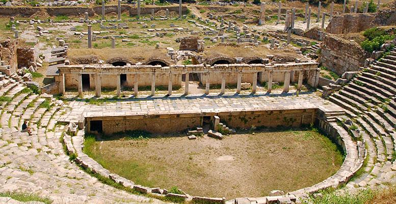 Aydın Antik Kentler