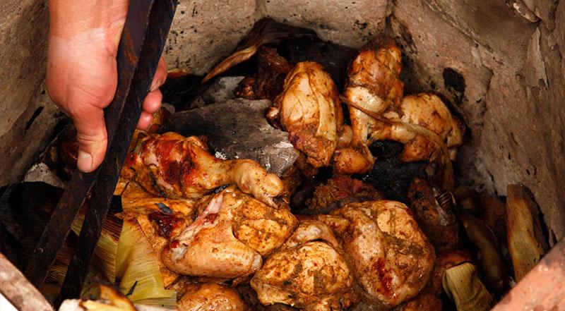 Peru Mutfağı Et Yemekleri