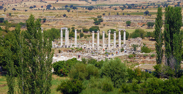 Afrodisias Gezi Rehberi