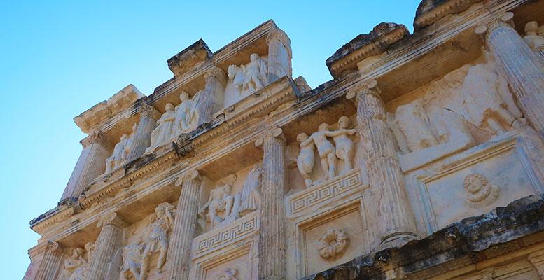 Afrodisias Nerede?