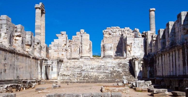 Apollon Tapınağı Aydın Didim