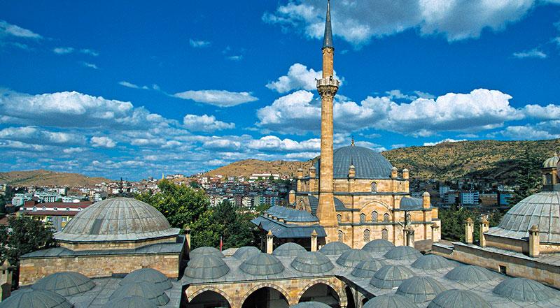 Nevşehir Tarihi Camiler