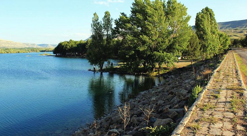 Nevşehir Damsa Barajı