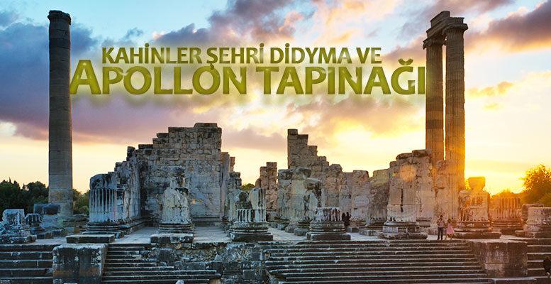 Aydın Antik Kentler Didyma