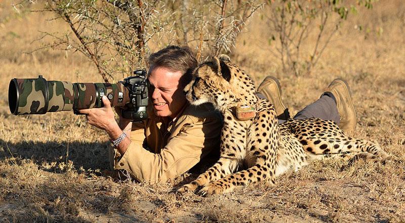 Gezgin Doğa Fotoğrafçısı