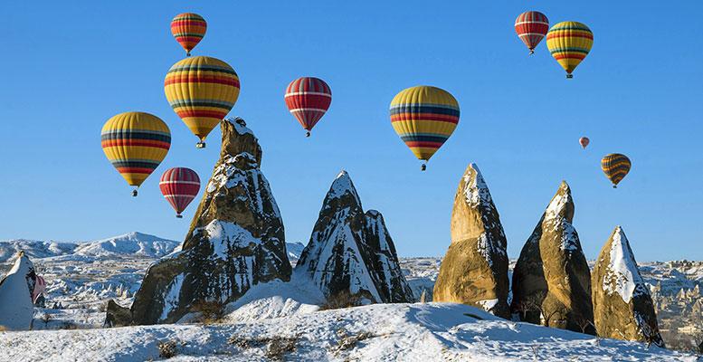 Kapadokya Kışın Nasıl?