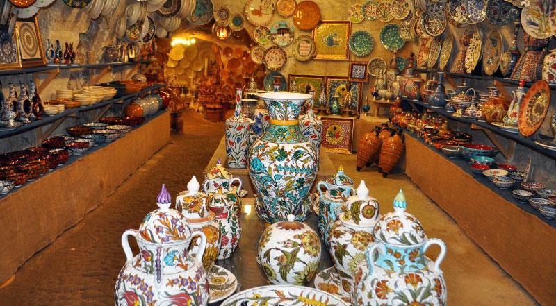 Kapadokya Seramik Ürünler