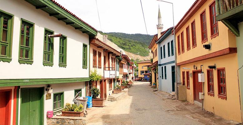 Bursa Nilüfer Misi Köyü Gezilecek Yerler
