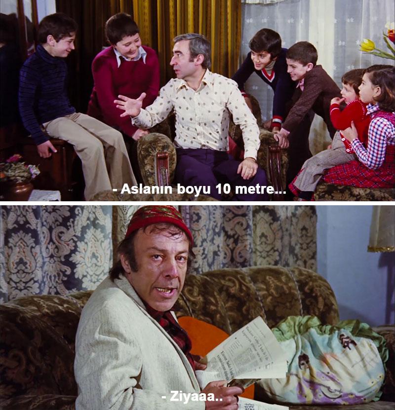 Şener Şen Aslan Hikayesi