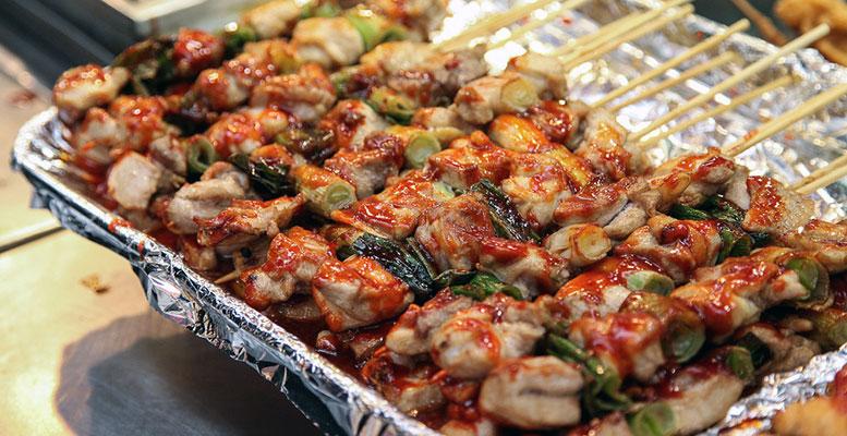 Kore Et Yemekleri