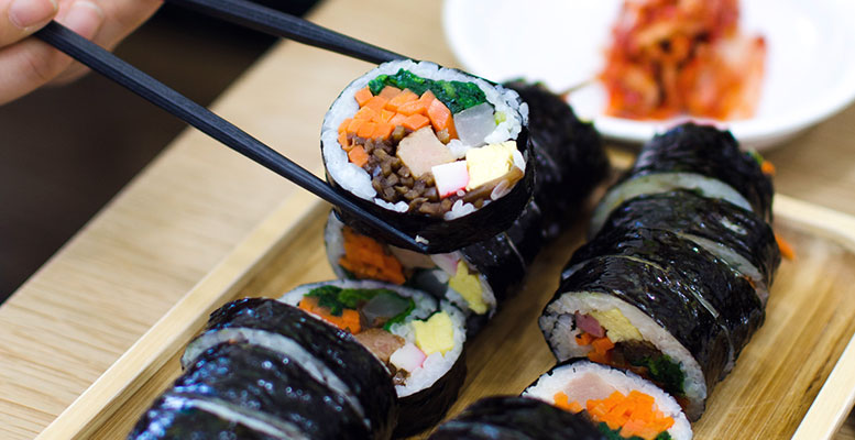 Güney Kore Meşhur Yemekleri