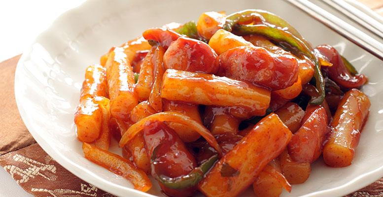 Güney Kore Geleneksel Yemekleri