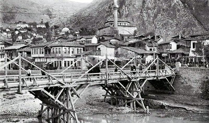 Amasya Tarihi Fotoğrafları