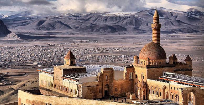 Ağrı İshak Paşa Sarayı Hakkında Bilgi