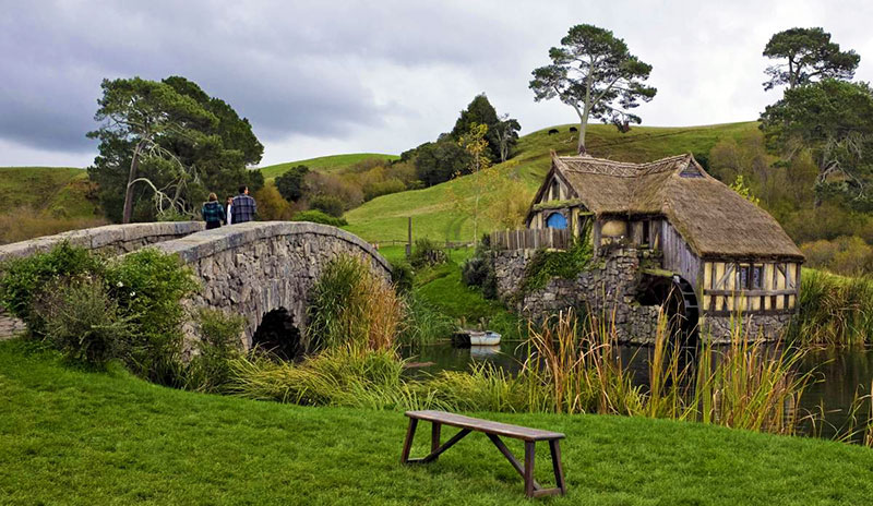 The Lord Of The Rings Shire