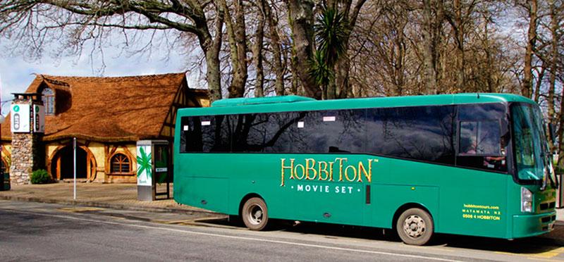 Hobbit Köyü Turları