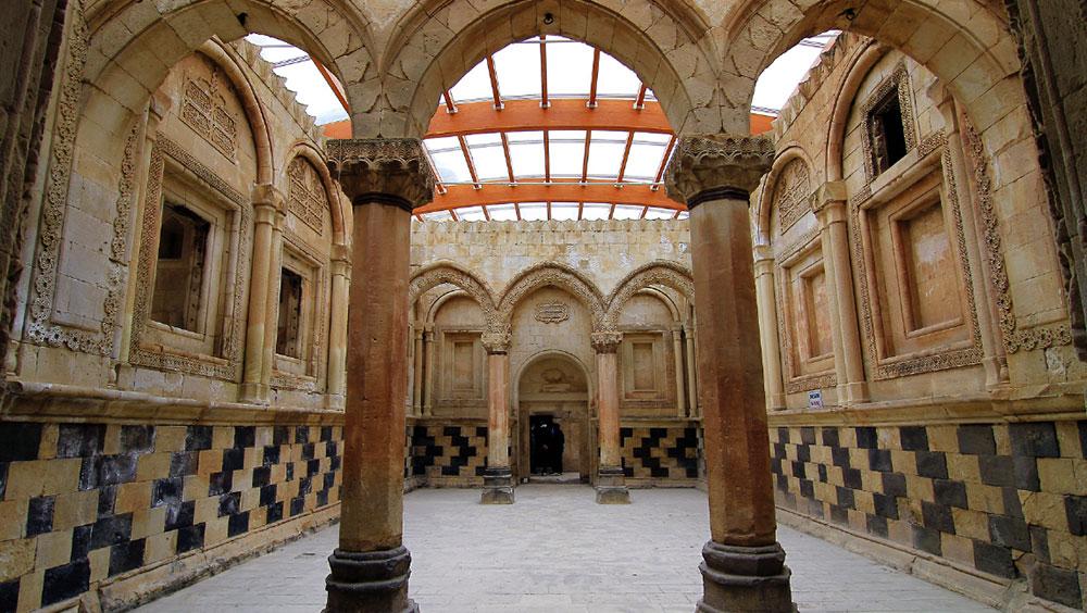 Ağrı İshak Paşa Sarayı Ziyaret Salonu