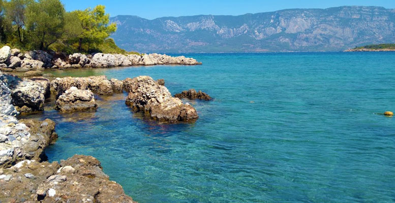 Marmaris En Güzel Plajlar