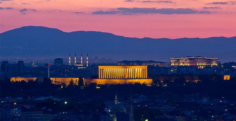 Ankara Manzara Fotoğrafı